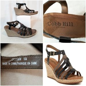 Cobb Hill by New Balance Michelle Wedge Sandal